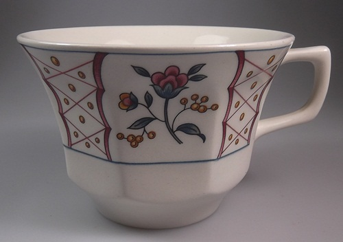 Make sure your browser can show photos and reload this page to see Adams China Anita Cup only (no saucer) 2 1/2