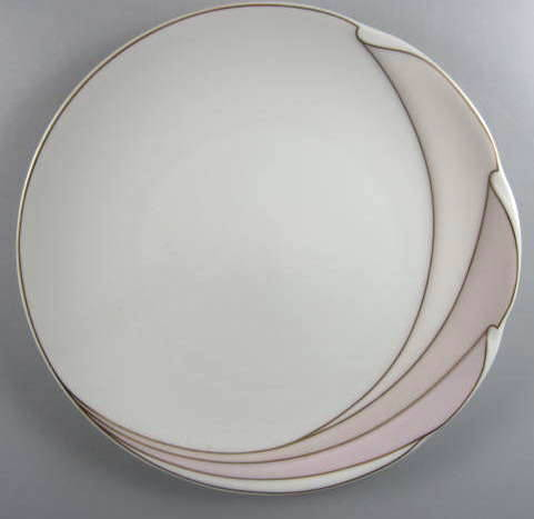 Make sure your browser can show photos and reload this page to see Hutschenreuther China En Vogue Bread and butter plate 6 1/4