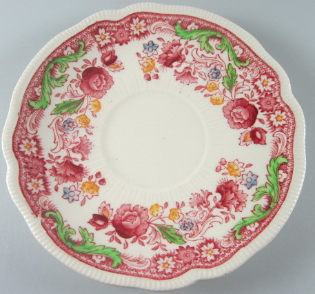 Make sure your browser can show photos and reload this page to see Johnson Brothers Dinnerware  Dorchester Saucer only