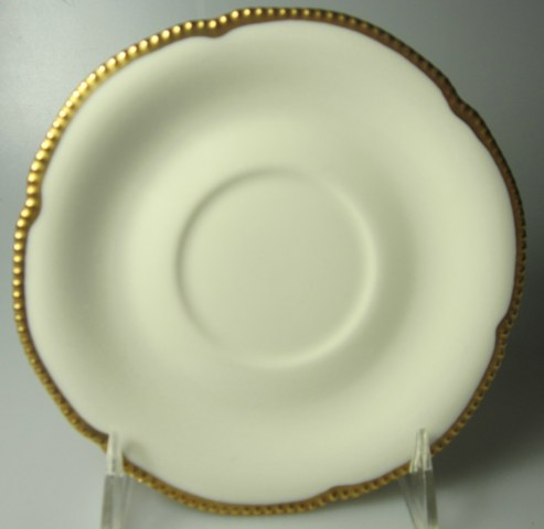 Make sure your browser can show photos and reload this page to see Castleton - USA China Sovereign Saucer only  6 1/8