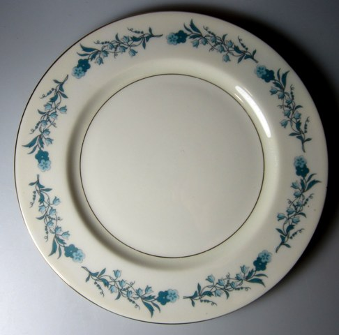 Make sure your browser can show photos and reload this page to see Haviland China Clinton Salad plate 8 1/2