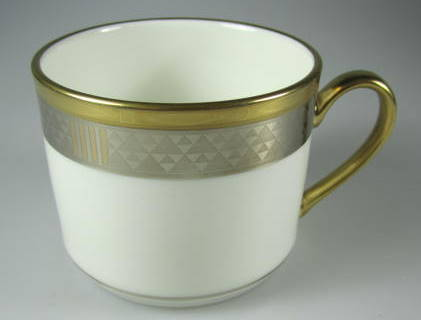 Make sure your browser can show photos and reload this page to see Pickard China Luxor Cup only (no saucer)  (MARKED SAMPLE)