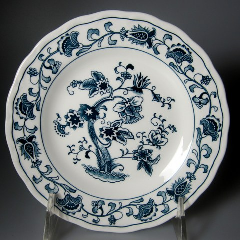 Make sure your browser can show photos and reload this page to see Nikko Dinnerware Ming Tree 505 Bread and butter plate  6 1/4