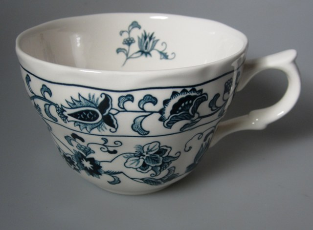 Make sure your browser can show photos and reload this page to see Nikko Dinnerware Ming Tree 505 Cup only (no saucer)  2 5/8