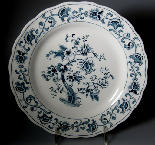 Make sure your browser can show photos and reload this page to see Nikko Dinnerware Ming Tree 505 Dinner plate  10 1/4