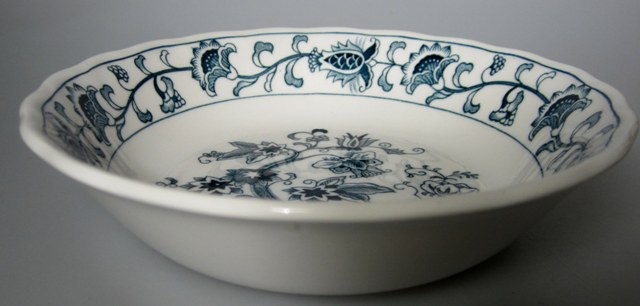 Make sure your browser can show photos and reload this page to see Nikko Dinnerware Ming Tree 505 Fruit/dessert bowl  5 1/4
