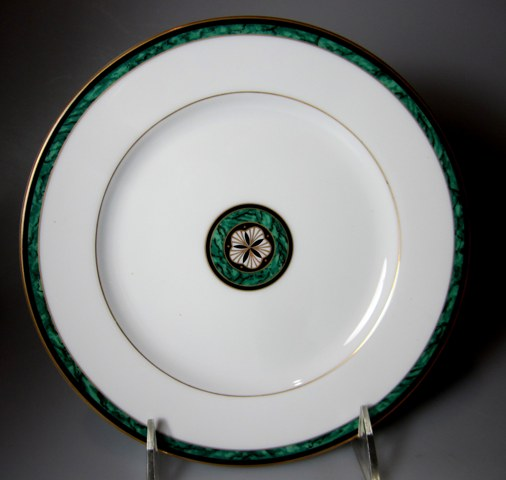 Make sure your browser can show photos and reload this page to see Gorham China Townsend Gold Salad plate 7 3/4