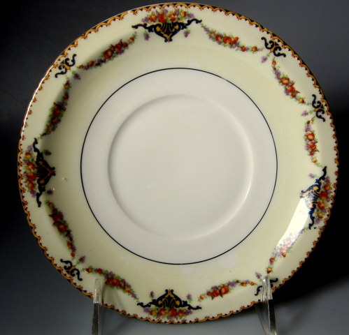 Make sure your browser can show photos and reload this page to see Haviland China Pomona Cream soup (stand only) 7