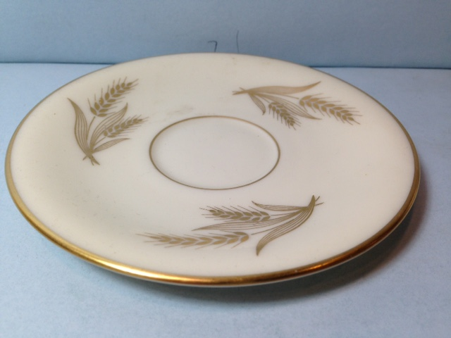Make sure your browser can show photos and reload this page to see Lenox China Harvest Demitasse (saucer only)