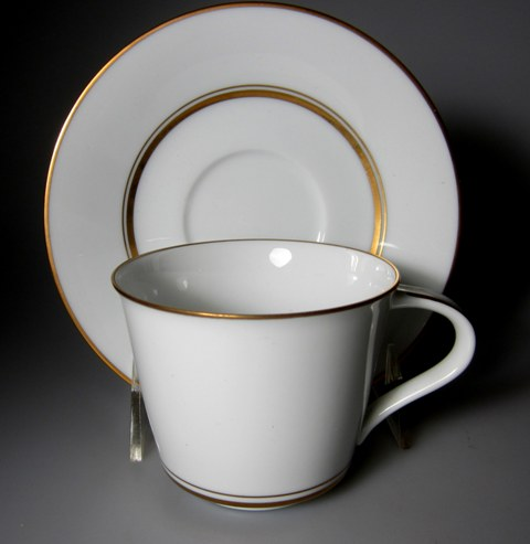 Make sure your browser can show photos and reload this page to see Noritake China Gloria 6526 Cup and saucer set 2 3/4