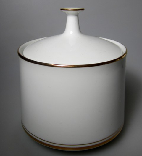 Make sure your browser can show photos and reload this page to see Noritake China Gloria 6526 Sugar bowl with lid