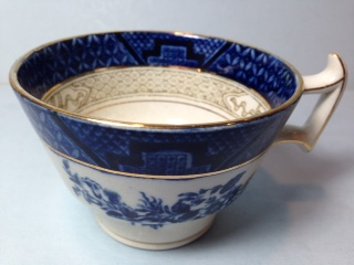 Make sure your browser can show photos and reload this page to see Booths China #3252 Cup only (no saucer) --3 1/2