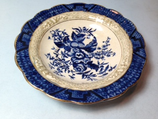 Make sure your browser can show photos and reload this page to see Booths China #3252 Saucer only --5 3/4