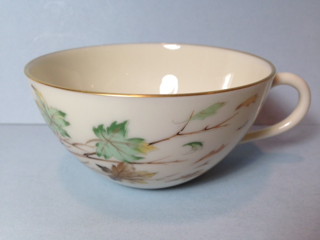 Make sure your browser can show photos and reload this page to see Lenox China Westwind X407 Cup only (no saucer)