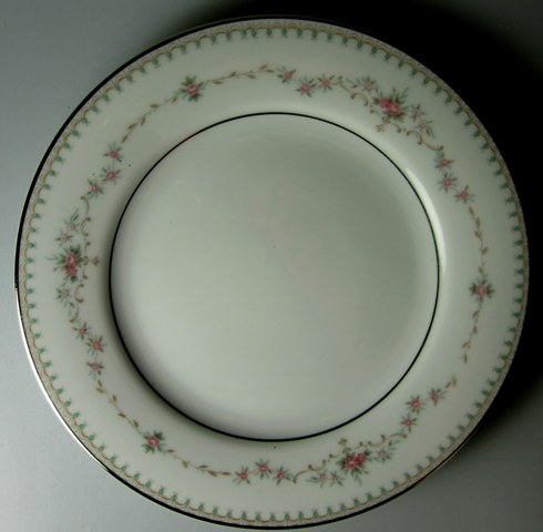 Make sure your browser can show photos and reload this page to see Noritake China Fairmont 6102 Cup and saucer set 3 7/8