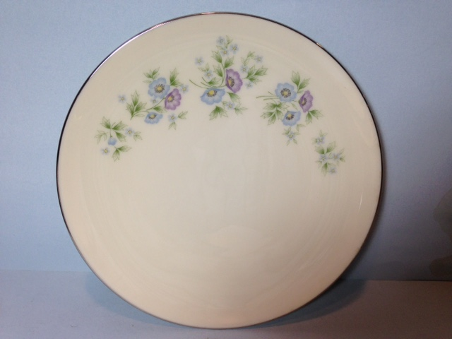 Make sure your browser can show photos and reload this page to see Lenox China Maywood H502 Bread and butter plate