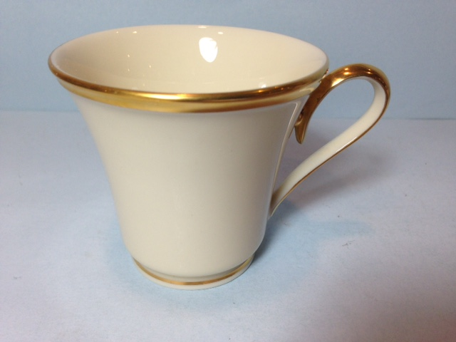 Make sure your browser can show photos and reload this page to see Lenox China Eternal Demitasse (cup only)