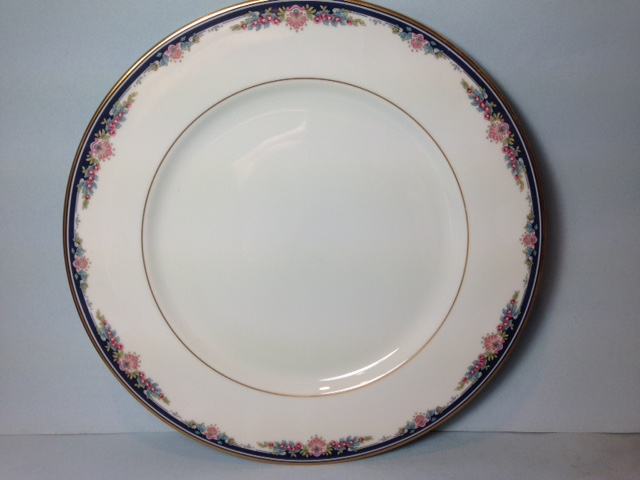 Make sure your browser can show photos and reload this page to see Gorham China Gorham Chantilly Salad plate