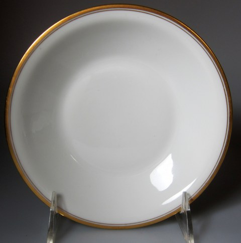 Make sure your browser can show photos and reload this page to see Haviland China Coronado Cereal bowl  6 1/8