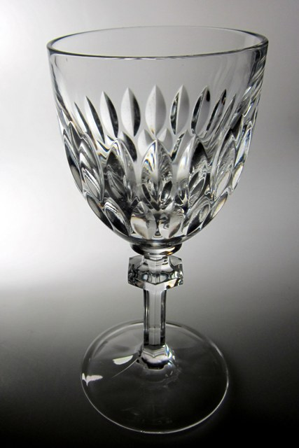 Make sure your browser can show photos and reload this page to see Gorham Crystal Althea  Wine 6