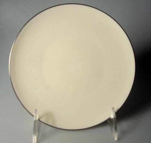 Make sure your browser can show photos and reload this page to see Lenox China Olympia X303p Bread and butter plate 6 1/4